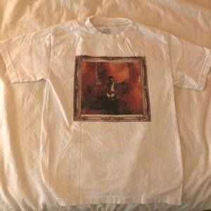 Kid Cudi Album Cover Tshirt